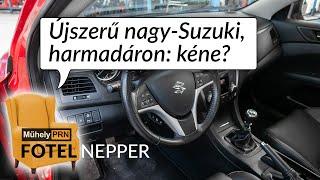 Fotelnepper: Újszerű nagy-Suzuki, harmadáron: kéne?