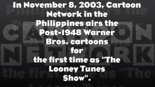 The Post-1948 Warner Bros. cartoons on Cartoon Network Philippines (2003)
