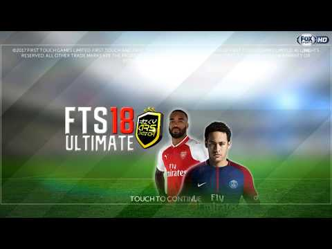 Coba game baru sob!!!!......  [Fts 18 Android mod]~[gameplay indonesia]