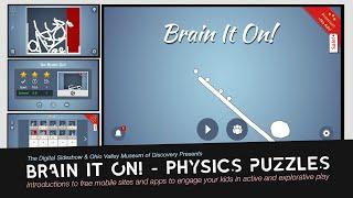 Creative Play Vol. 3:  Brain It On - Physics Puzzles screenshot 2