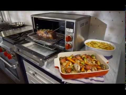 Wolf Gourmet Countertop Oven - YouTube
