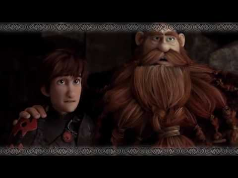 Hiccup to Stoick ~ 'Hurt'