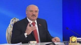 Российско белорусский конфликт  Лукашенко берёт курс на ЕС