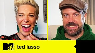 Jason Sudeikis And The Cast Of Ted Lasso Play MTV Castmates 101 | MTV Movies
