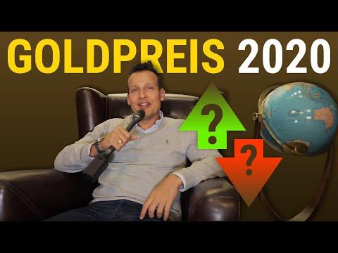 Steigt Der Goldpreis 2020 📈 ? Unser Kursziel In Euro!
