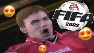 PLAYING FIFA 2002