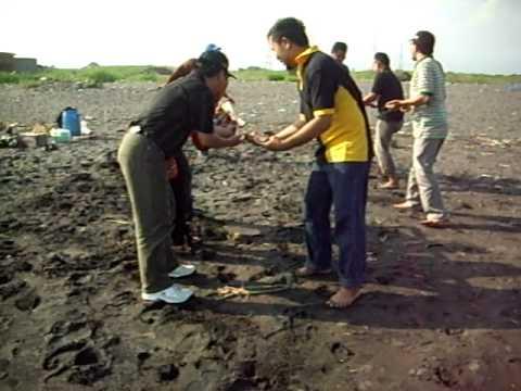 outbond depok beach