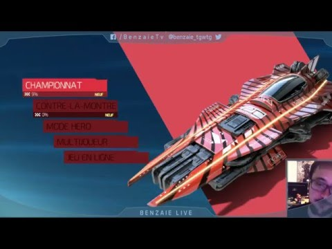 Fast Racing Neo (WiiU) aka F-zero virgule cinq - Découverte par Benzaie