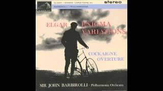 エルガー(Edward William Elgar):創作主題による変奏曲「エニグマ」O...