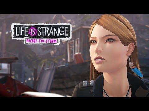 LIFE IS STRANGE BEFORE THE STORM #12 - Uma Tragédia! (Gameplay Português PT-BR)