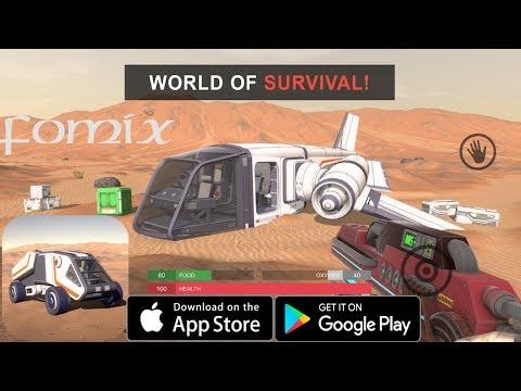 Построил Марсоход! Marsus: Survival On Mars - первый взгляд, обзор (Android Ios)