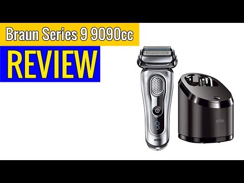 Braun Series 9 9090cc Electric Shaver 2019 review
