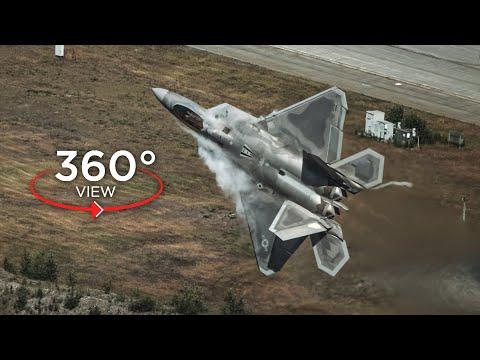 F-22 Raptor Demonstration