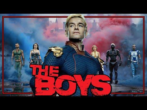 THE BOYS: Un Mundo Controlado por Villanos
