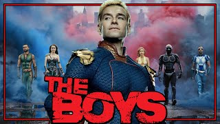 THE BOYS: Un Mundo Controlado por Villanos