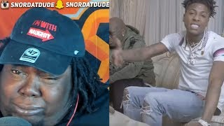 THIS A YOUNGBOY SONG!!!!B Birdman - Cap Talk ft. YoungBoy Never Broke Again  REACTION!!!