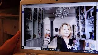 Quattrini Paola 24.4.20 e Prodefernando (fernando mariani) in video intervista.