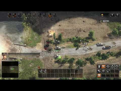 Sudden Strike 4 - Game PLay |