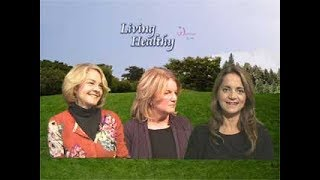 "Living Healthy #023: ""The Future of Health"" with Jacqueline Bonfiglio Naja and Sheryl Turgeon"