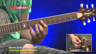 Kid Charlemagne Guitar Performance By Tom Quayle |  Jam With Steely Dan