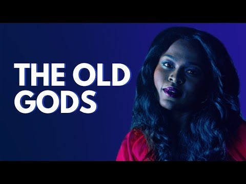 The Costumes of American Gods (The Old Gods)