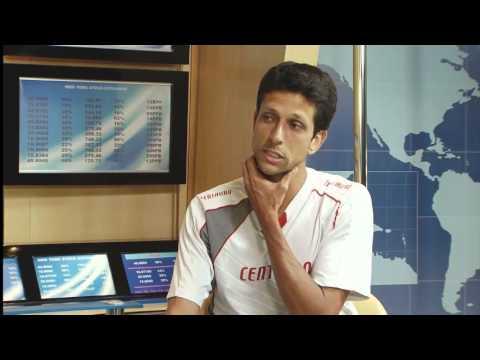 Confira entrevista com Marcelo Melo, tenista duplista mineiro vice-campeão em Wimbledon