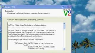 Contrôler son pc à distance avec vnc (partie 1)