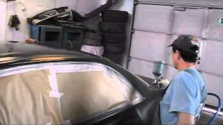 Покраска Audi а4 1996 года