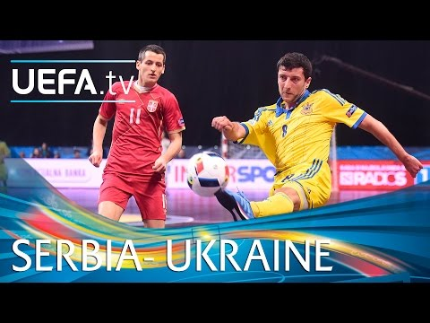 Futsal EURO Highlights: Watch Serbia win in last second