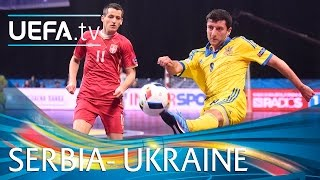 Futsal EURO Highlights: Watch Serbia win in last second