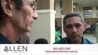 Ibicuitinga - Cesar do Júlio fala da reunião de convivência com a seca e da homenagem as mulheres
