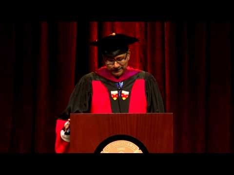 USC Viterbi 2015 Ram Shriram Graduate Commencement Speech