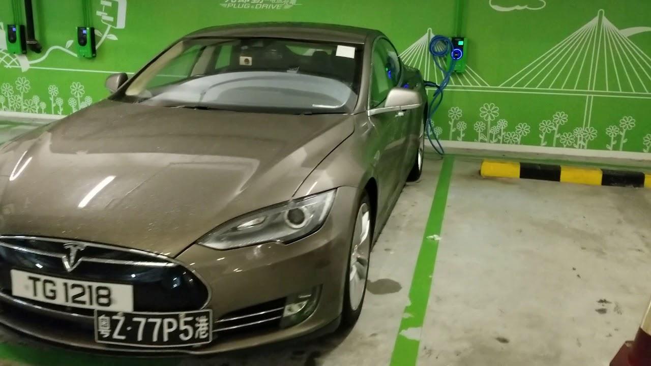 full 360 3D around view - Tesla Model S AP1 - YouTube