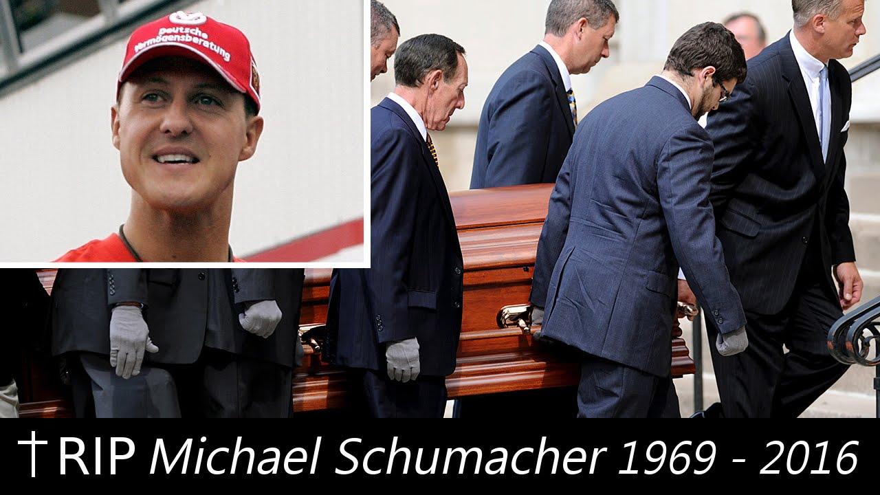 Michael Schumacher Died
