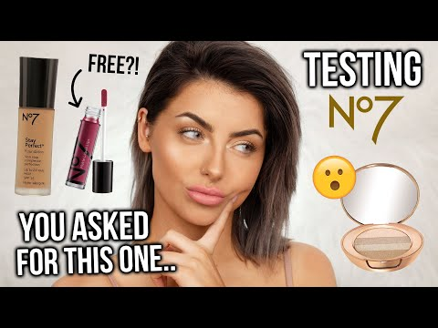 what's-good!?-testing-no7-makeup!-full-face-of-first-impressions-+-review!