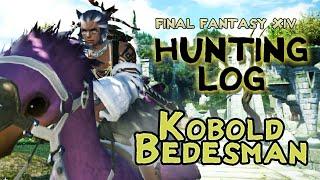 FFXIV - Hunting Log: Kobold Bedesman
