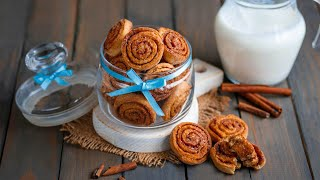 Печенье на кефире без яиц — видео рецепт