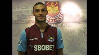 West Ham 3-0 Fulham - Andy Carroll's Debut 01.09.2012 (Goals From Nolan, Reid, Taylor)