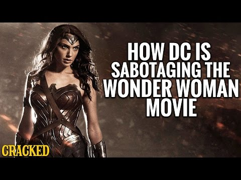 Why Aren't They Spending Money Advertising 'Wonder Woman'?