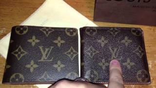 Louis Vuitton Real vs Fake men