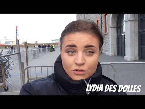 The Vlog : KSW 40 at the 3arena Dublin