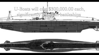 WWI Uboat Project