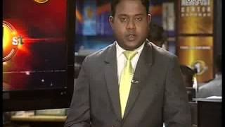 News 1st Prime time 8PM  Shakthi TV news 27th March 2015