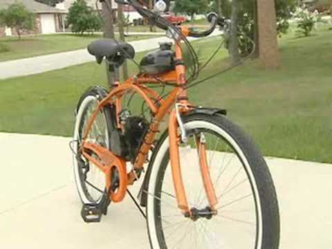 Mileage Great With Gas-Powered Bikes