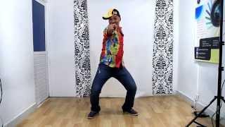 aprende a bailar champeta pases basicos tutorial