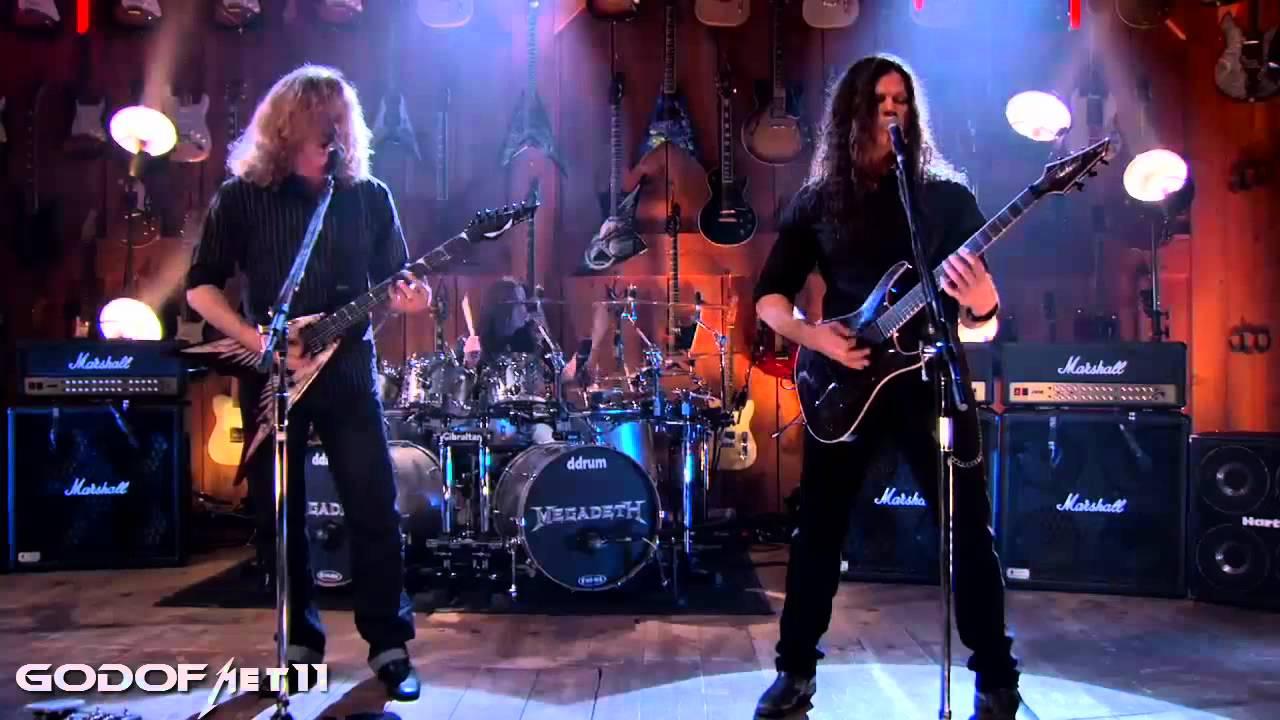 Megadeth Los Angeles