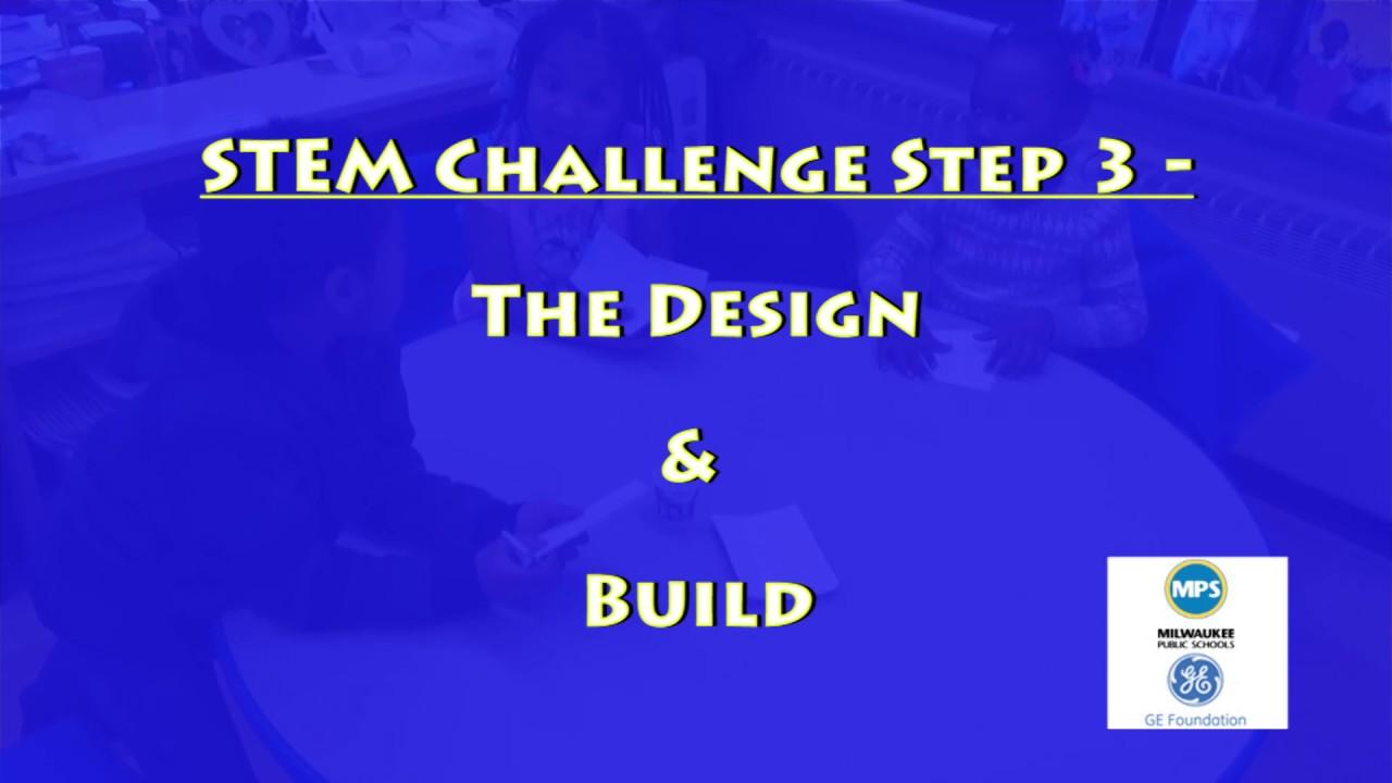 Stem Grade 1 Challenge Build A Bridge Youtube