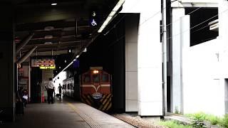 2018.09.28 高雄機廠通勤列車7213次停靠新左營站3B月台
