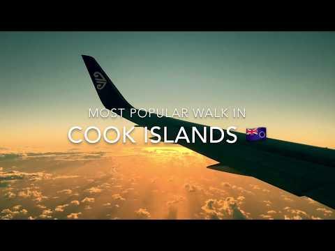 Cross Island Track - Rarotonga 2016