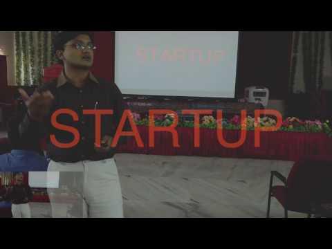 Startup 101 Seminar @ Aditya Institute of Technology, Coimbatore